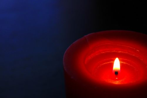 candle relaxation meditation