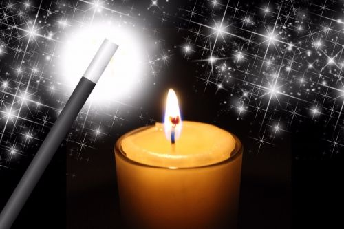 candle star magic