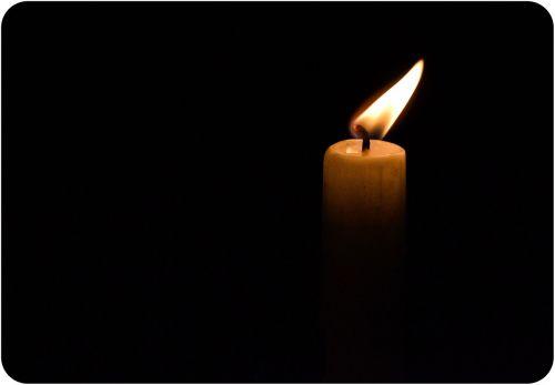candle flame candlelight