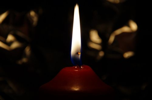 candle wick wax