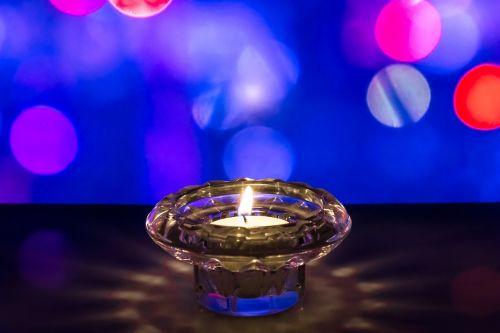 candle saint valentine spa