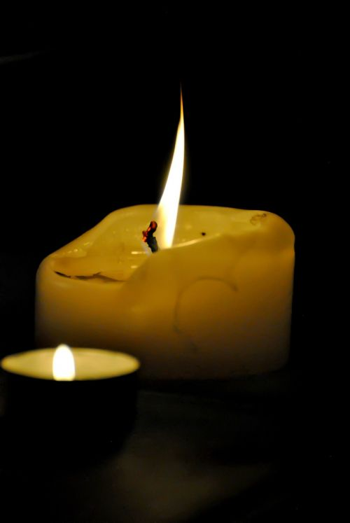 candle light candles