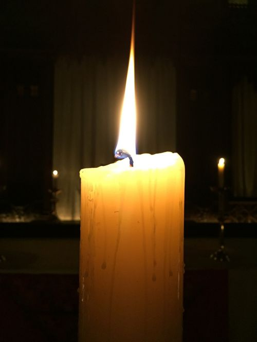 candle paschal candle easter candle