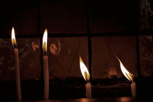 candle light macro