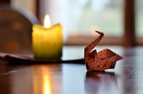 candle casserole decoration