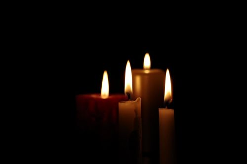candle light all souls ' day