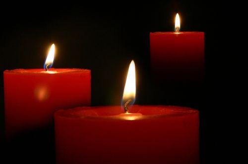 candle candlelight wax