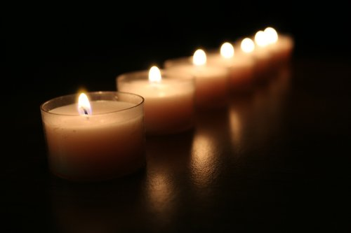 candle  candlelight  romantic