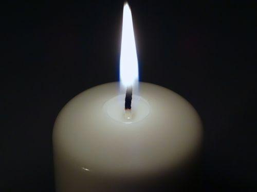 candle candlelight flame
