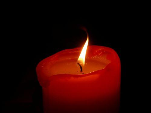 candle wax wax candle