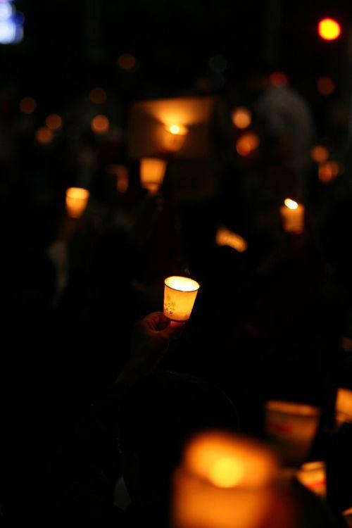 candlelight korea cheonggye square