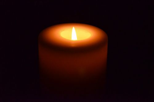 candlelight candle flame