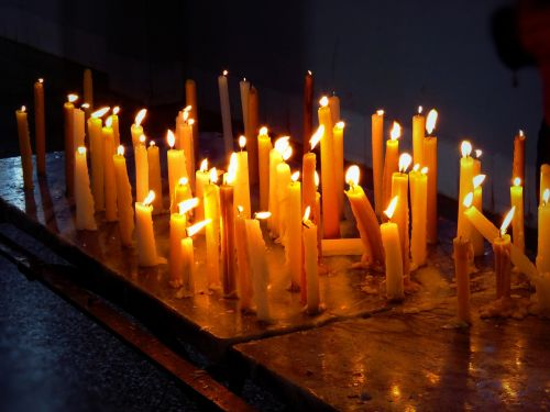 candles candle light