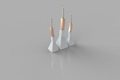 candles design candlestick
