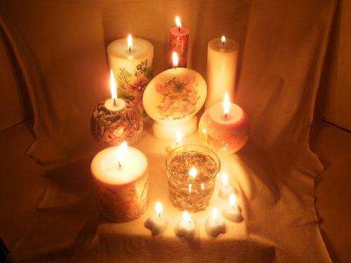 candles gift souvenir