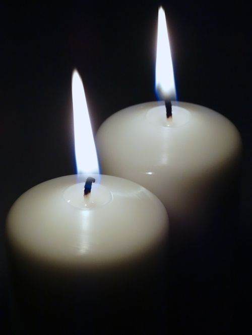 candles candle lights flame