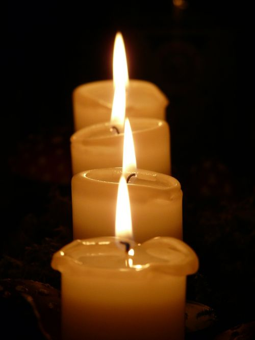 candles candlelight wick