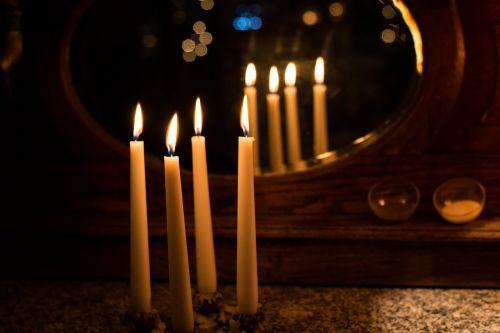 candles candle romanticism