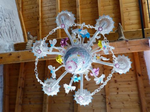 candlestick chandelier lamp