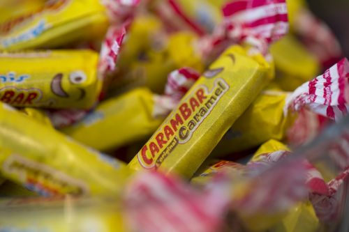 candy confectionery gluttony