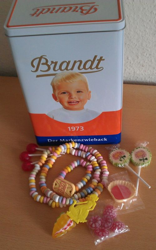candy childhood good old time