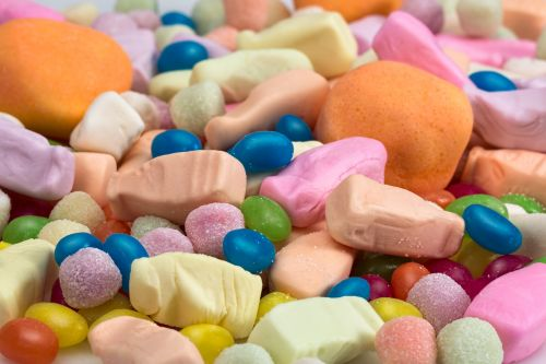 candy jelly beans confectionery