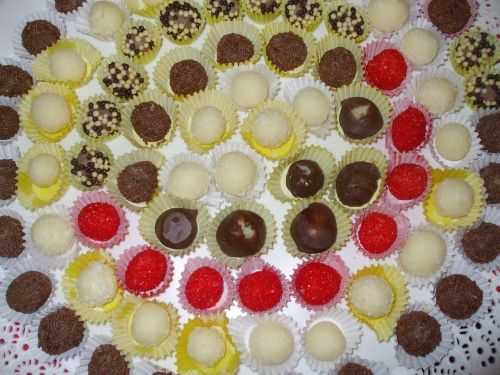 candy goodies birthday
