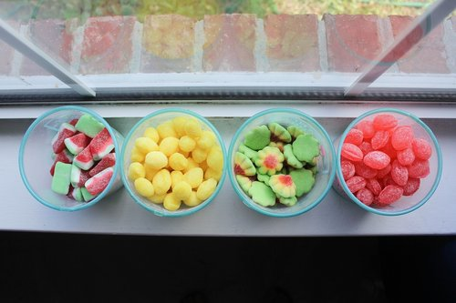 candy  colorful  sweets