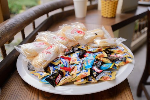 candy  pie  food