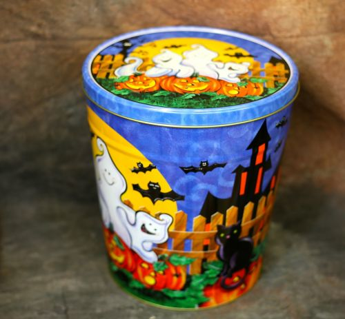 candy halloween trick or treat