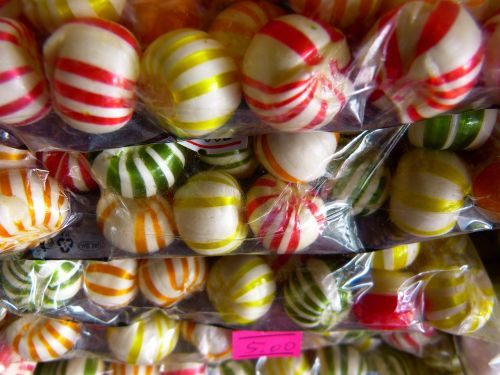 candy colorful delicious