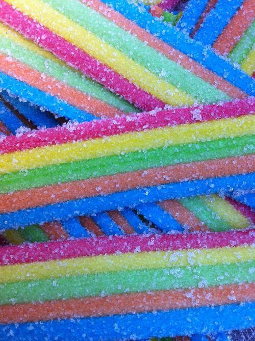 candy sour sugar