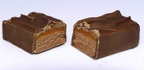 candy bar caramel milk chocolate