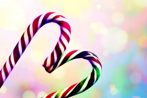 candy cane sweetness sweet
