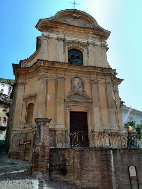 canelli church asti