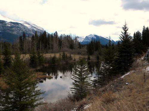 Canmore Alberta Park