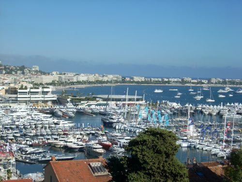 cannes porto french riviera