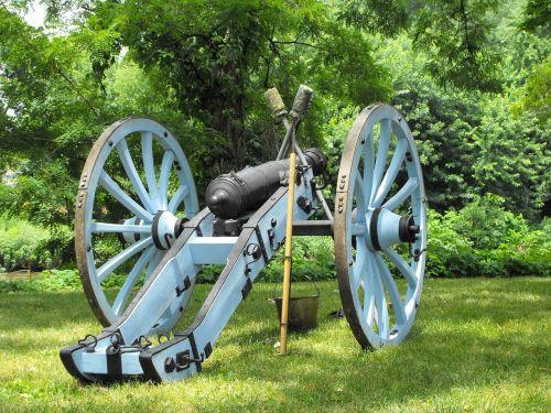 cannon gun war
