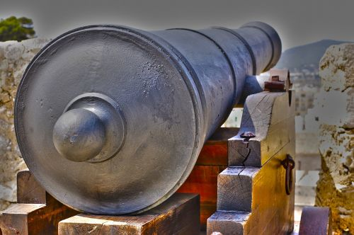 cannon spain cannons