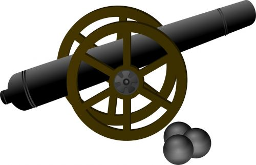cannon ball war