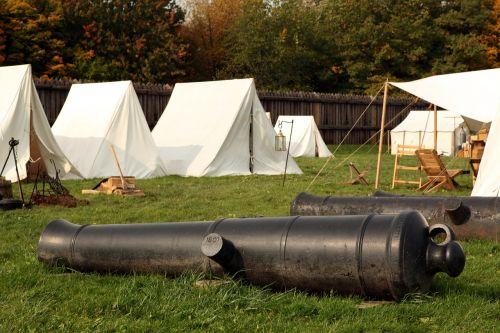 cannon camp war