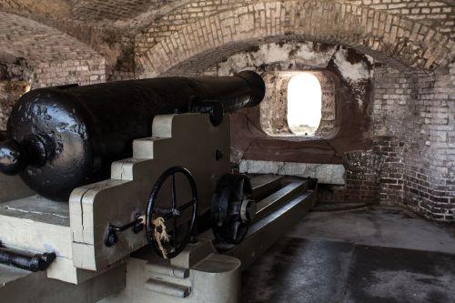 cannon fort sumter south carolina