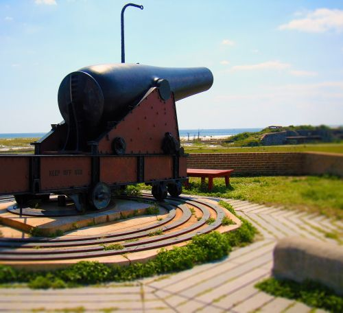 cannon gun military fort