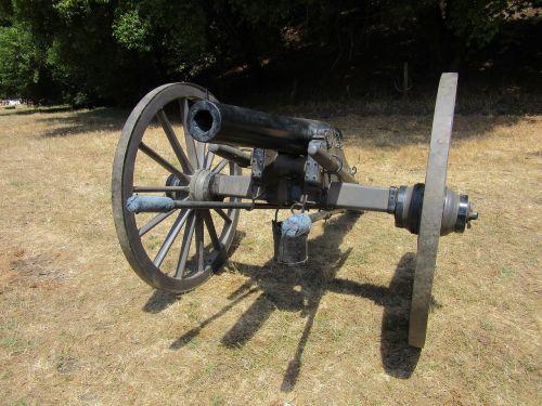 cannon civil war military