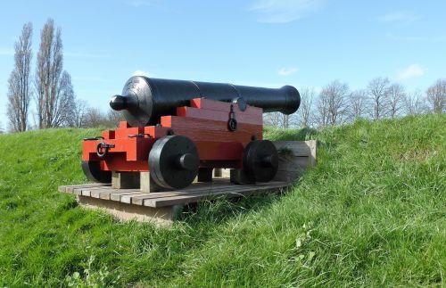 cannon defense shooting