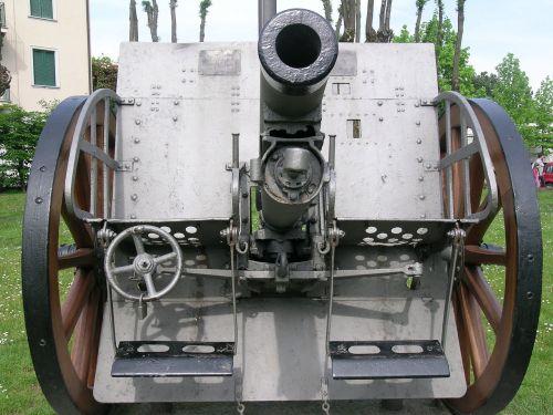 cannon austrian cannon world war i