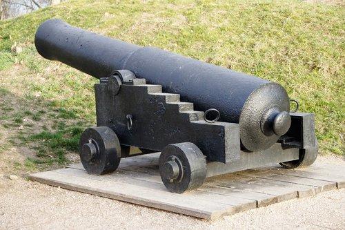 cannon  ship  19th century