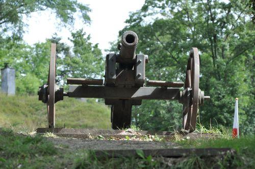cannon artillery weapon