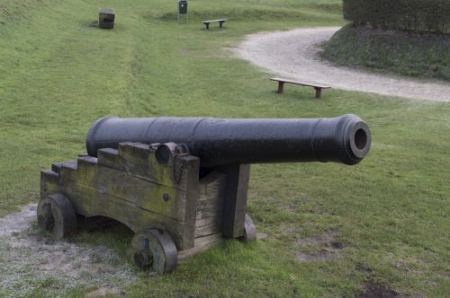 cannon artillery it used to be