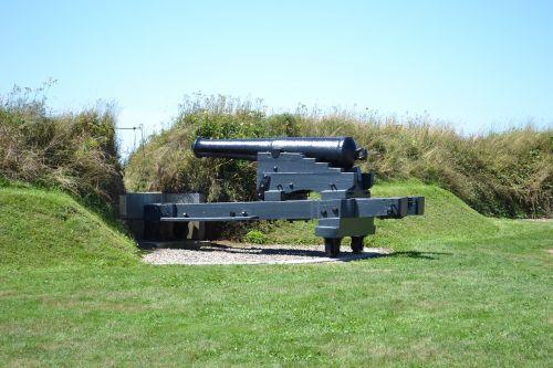 cannon fort antique